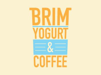 Brim Logo Concept #1