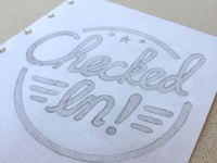 Check In Stamp (Draft)
