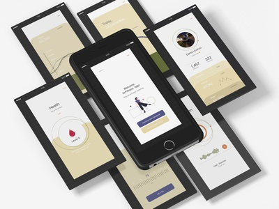 App design for fitness