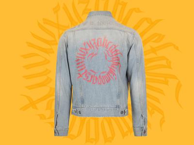 Calligram Jacket