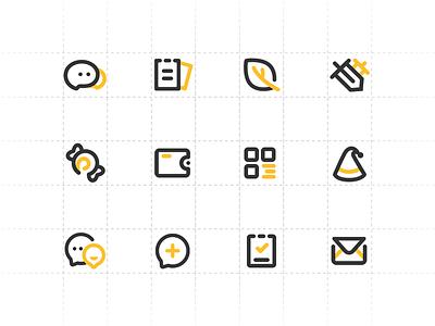 Ke Hou Bang Icon child education design ui cute icon