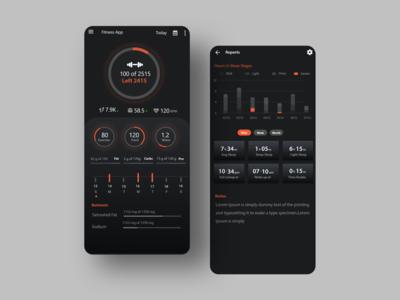 Fitness/Health App