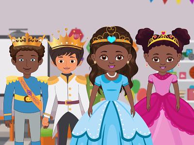 kids illustration rhyme book design kids illustration vector illustration