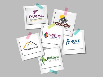 Logo Design icon typography illustration stationary design design logo graphic design vector branding