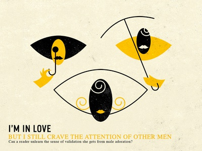 All eyes grunge texture print artdirection minimal men conceptual illustration inlove editorial illustration eyes illustration