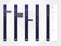 Slim Navigation Bar