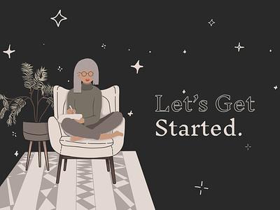 Custom Illustration e-book illustration e-book digital illustration illustration illustration design