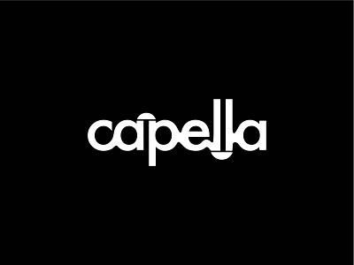 Capella Headphone Co Logo corporate design corporate identity corporate branding logo logo design branding design