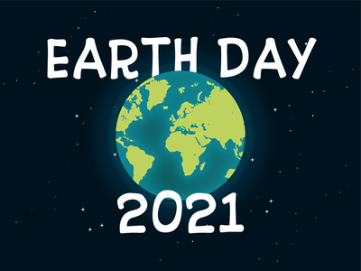 Earth Day 2021 flat illustration illustrator vector design graphicdesign
