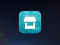 Shop iOS icon