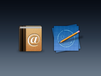 another 2 website icons