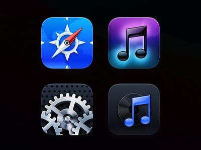 Mojo for Mac OS Big Sur - Icon Set mac icon icon set big sur icon big sur mac osx