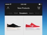 Secret Shop App