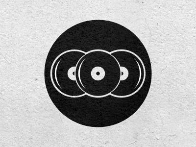 Vinyl-logo  logo vinyl music