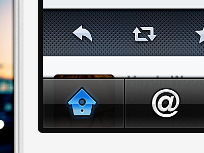 twitter app iOS ios twitter app ui