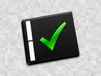 File duplicates - Mac OS X icon