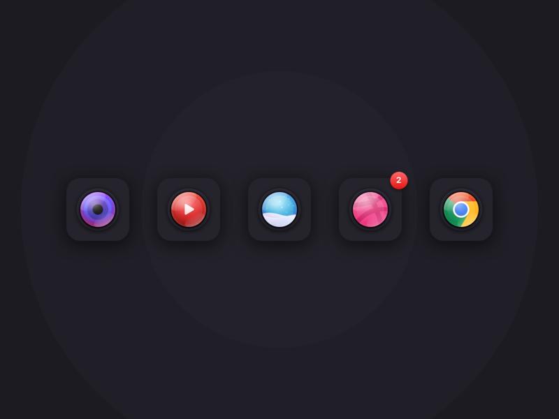 Apps icon concept