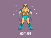 Flat Wolverine