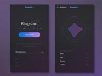 Domain Generator | App Design