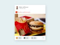 Elmenus App Design