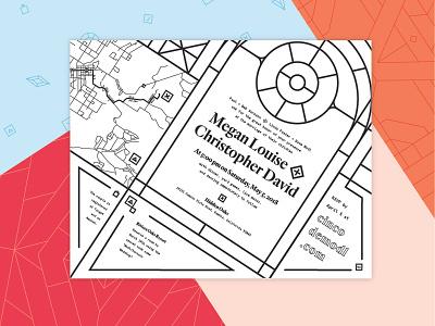 Cinco de Modl invitation wedding invite