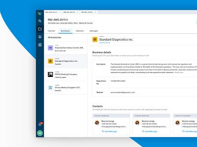 Kountable Redesign desktop product redesign design system ds