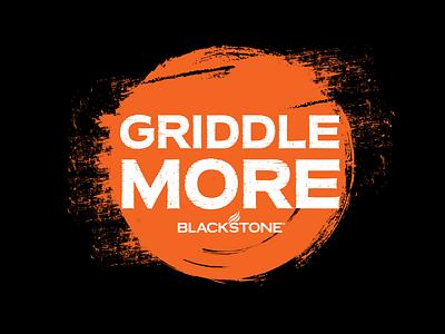 Griddle More Tagline Design branding design tagline icon badge brand identity logo design logo