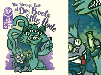 The Strange Case of Dr. Boots and Mr. Hyde