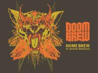 DOOM BREW- Logo & Metal Promo