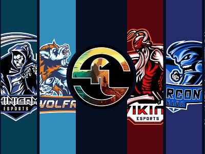 Background Channel YouTube SFL mascot design mascot character mascot logomascot logos logoesport logo esportlogo esports logo esport