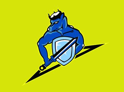 Esport mascot