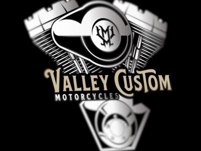 Valley Custom Motorcycles Logo
