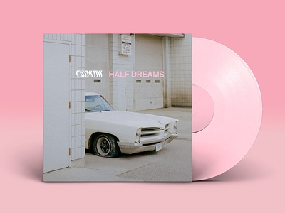 "Croatia ""Half Dreams"" cover"