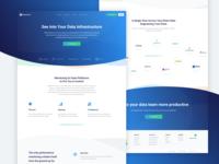 Intermix.io Landing Page