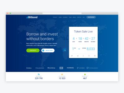 Bitbond ICO Hero