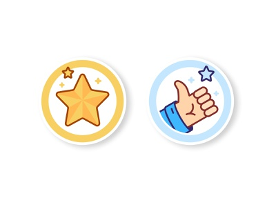 Badges star outline minimal medal logo ios icon set icon gold fitness dark black badges application apple app achievement 3d 2d
