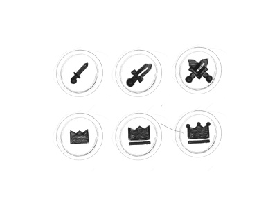 Axe Level Up war fantasy defeat dagger battle vector minimal line level up leveling illustrator illustration icon set icons flat drawing weapons weapon axe knife