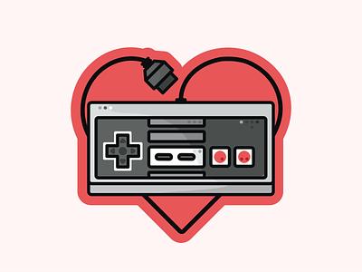 Nintendo Nes ❤️ time videogame super retro outline nintendo switch nintendo nes mini nes love icon set icons gameboy game consoles snes nintendo 64 controller console 90s