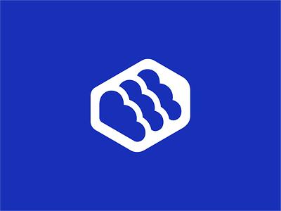 Cloud data data visualization greed sketch servers speed symbol data mark logo branding minimal design identity brand icon cloud connect hosting startup clouds