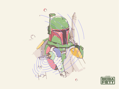 Star Wars The book of Boba Fett syfy space imperial jedi lucasfilm c3po grogu illustration stormtrooper themandalorian yoda baby yoda bounty droids r2d2 star wars boba fett mandalorian mando