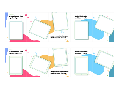 iPad Mocups vector abstract gradient icon transparent ui symbol concept app web icon set collection minimal future application design product iconography simple