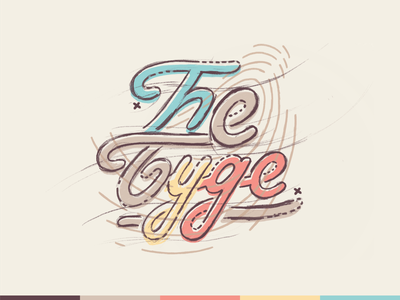 Ће Буде typo typography type sketch sign neiopix mark logo letters lettering letter identity handlettering font cute icon set branding abstract