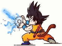 Dragon Ball!! Goku!!