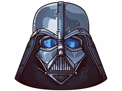 Starwars!! Darth Vader!! imperial joda jedi sith darth vader design portret stormtrooper space boba fett wars star