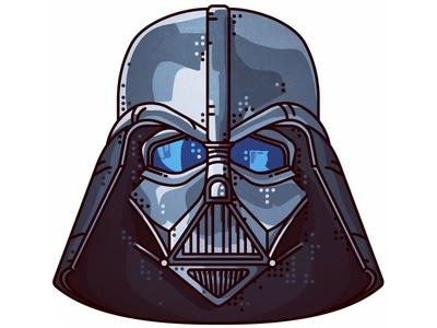 Starwars!! Darth Vader!! imperial joda jedi sith darth vader design portret stormtrooper space boba fett wars star