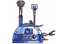 StarWars!! R2-D2!!