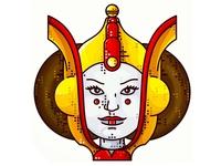 Starwars!! Padm Amidala!!