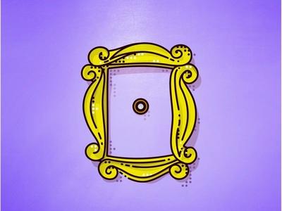 Friends !! Door !  sc 1 st  Dribbble & Friends !! Door !! by Aleksandar Savic - Dribbble