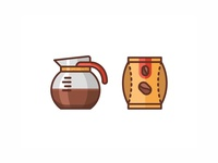 Coffee Icons No.1