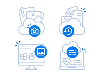 Wizard Icons For a Client icon code linux windows file upload online picture monitor storage cloud